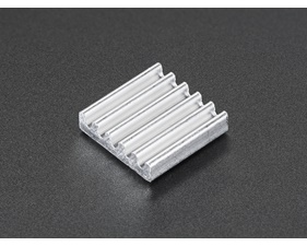Mini Aluminum Heat Sink for Raspberry Pi 3/4 - 13 x 13 x 3mm