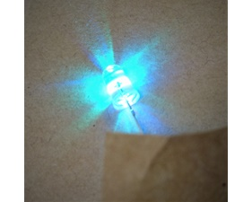 RGB LED slow blinking flash 5mm