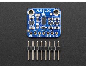 VL53L0X Time of Flight Distance Sensor - ~30 to 1000mm Adafruit