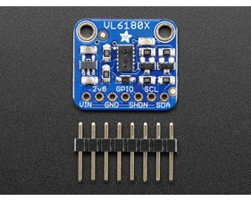 VL6180X Time of Flight Distance Ranging Sensor (VL6180) Adafruit