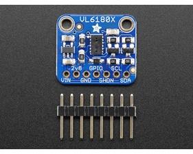 VL6180X Time of Flight Distance Ranging Sensor (VL6180) Adafruit