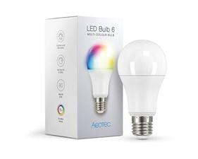 LED Bulb 6 RGBW