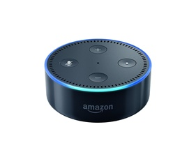 Echo Dot (2nd Generation) - Black - UK Version