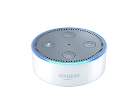 Echo Dot (2nd Generation) - White - UK Version