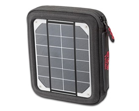 Amp Solar Charger 4W inc 4000mAh battery