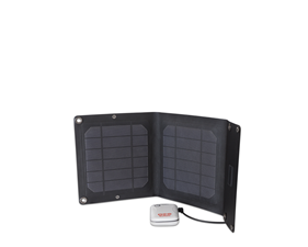 Arc 8W Solar Charger Kit inc 4000mAh battery