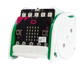BBC micro:bit :move mini buggy kit