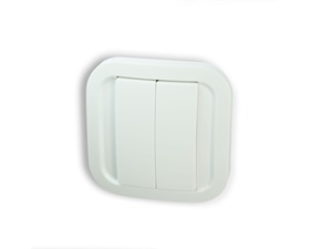 Wall Switch Cozy White