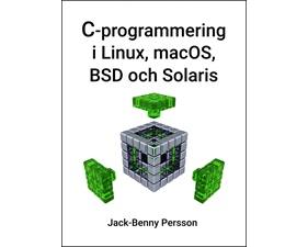 C-programmering i Linux, macOS, BSD och Solaris