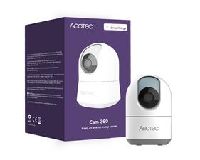 Smart kamera med Pan/Tilt - Cam 360