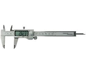 Digital caliper with large screen - 150mm / 6 - 0.01mm""