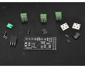 DIY m.nu i2c 1wire expansion module [v1.1]