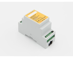 Din Adapter for Fibaro FGS-213