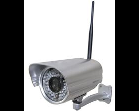 FYND Trådlös IP-kamera för utomhusbruk - 36 IR-dioder - Foscam FI9805W HD 720P
