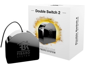 Fibaro Double Switch 2 (2x1,15kW)