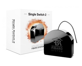 FYND Fibaro Single Switch 2 (1x1,8kW)