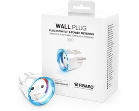 FYND Fibaro Wall Plug with Apple HomeKit