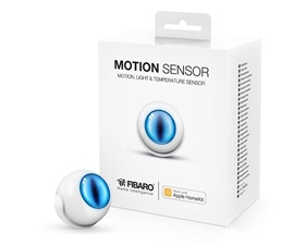 FYND Motion Sensor works with Apple HomeKit