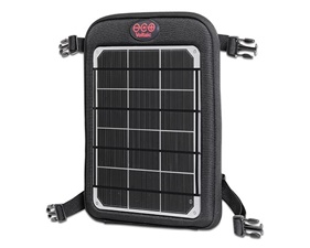 Fuse Solar Charger 6W inc 4000mAh battery
