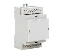 DIN-Rail module box - 3MG