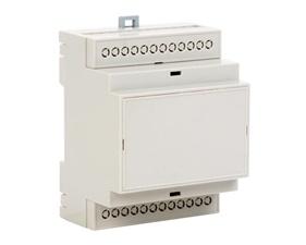 DIN-Rail module box - 4MG