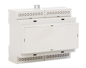 DIN-Rail module box - 6MG