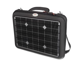 Generator Solar Laptop Charger 17W inc 20 000mAh battery
