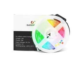 Lightstrip outdoor - RGB-CCT - 2m - ZigBee - Gledopto