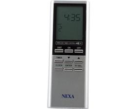 Fjärrkontroll digital, timer, klocka, 16 kanaler självlärande - Nexa TMT-918