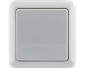 Väggsändare 1-kanals, På/Av och dimmer, trappfunktion - Nexa LWST-615