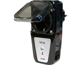 Pluginbrytare IP44 - 3500W - Nexa LGDR-3500