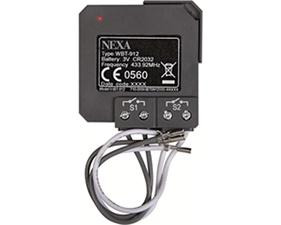 2-kanals sändare Nexa WBT-912