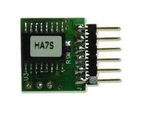 HA7S - ASCII TTL 1-Wire Host Adapter SIP