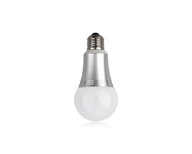 RGB-lampa E27