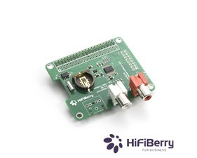 HiFiBerry DAC+ RTC