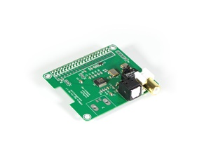 HiFiBerry Digi+ PRO with Spacers for RPi 2/3/A+/B+