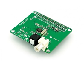 HiFiBerry Digi+ standard with Spacers for RPi 2/3/A+/B+