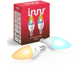 INNR Lighting 2x E14 smart LED lamp