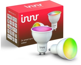 INNR Lighting 2x GU10, Smart Spot Colour