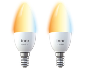 Smart Bulb Tunable E14 5,3W - 2 pack