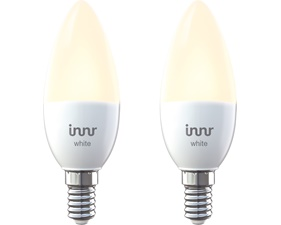 Smart Bulb Warm White E14 5,3W - 2 pack