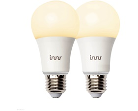Smart Bulb Warm White E27 9W - 2 Pack