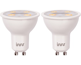 Smart Spotlight Warm White GU10 4,8W - 2 pack