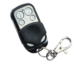 FYND KEYFOB-C mini 4 Button Remote Control - Popp
