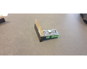 R-pi i2c 1wire expansion module [v1.1] - Stacking header version