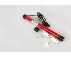 Tubmotor 12V för 20mm rör, inbyggd 433MHz-mottagare - Tellstick och RFXTrx-kompatibel