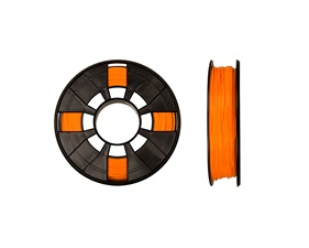 Makerbot PLA 1,75mm - Neon Orange - Small [0,22kg]