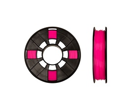 Makerbot PLA 1,75mm - Neon Pink - Small [0,22kg]
