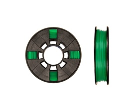 Makerbot PLA 1,75mm - Translucent Green - Small [0,22kg]