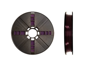 Makerbot PLA 1,75mm - Translucent Purple - Large [0,9kg]